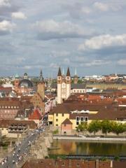 Foto Würzburger Altstadt